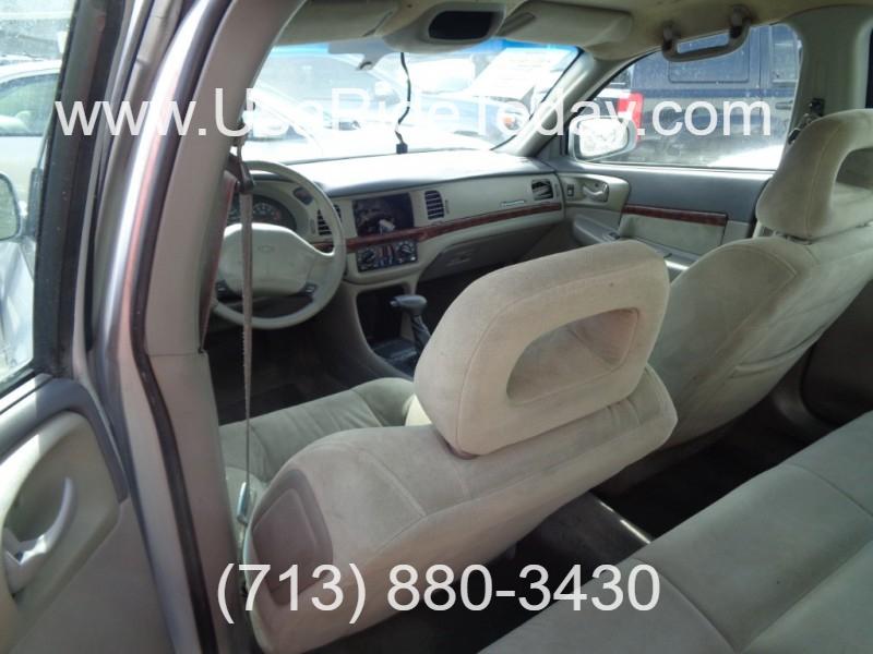 Chevrolet Impala 2001 price $1,495