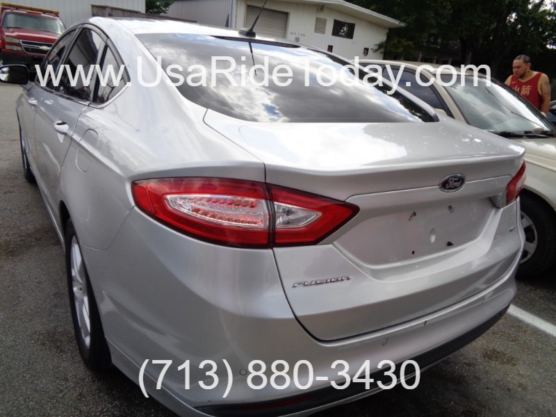 Ford Fusion 2014 price $5,995