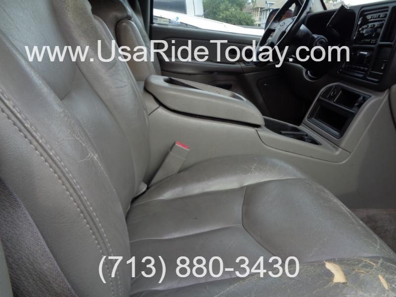 Chevrolet Suburban 2005 price $3,695
