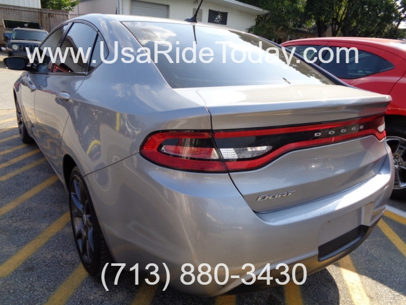 Dodge Dart 2016 price $6,495