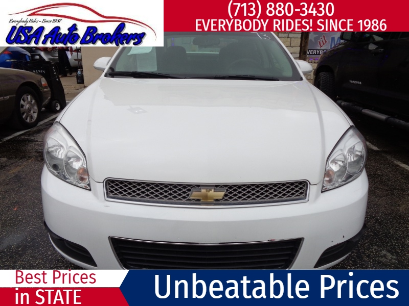 Chevrolet Impala Limited 2016 price $8,995
