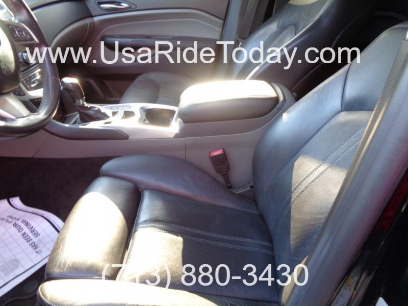 Cadillac SRX 2010 price $6,495