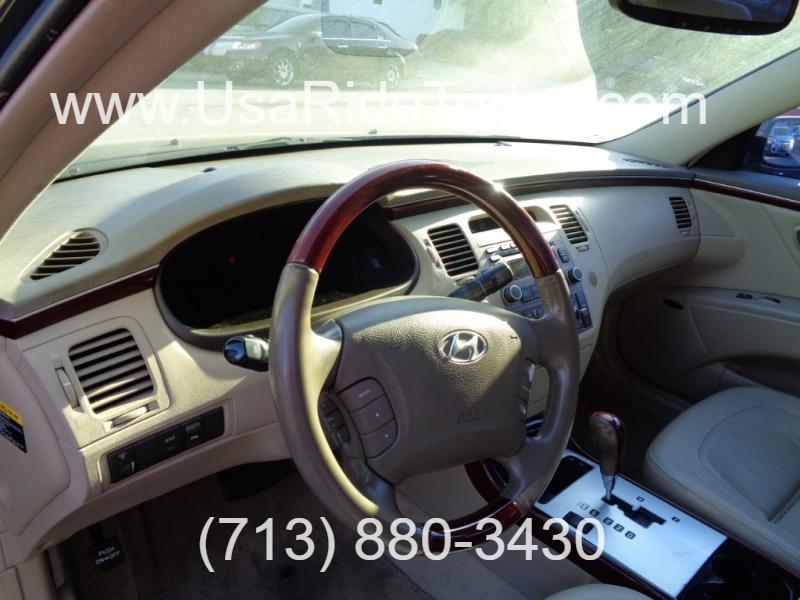 Hyundai Azera 2007 price $3,995