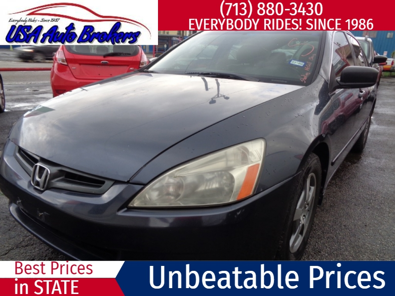 Honda Accord Hybrid 2005 price $2,995