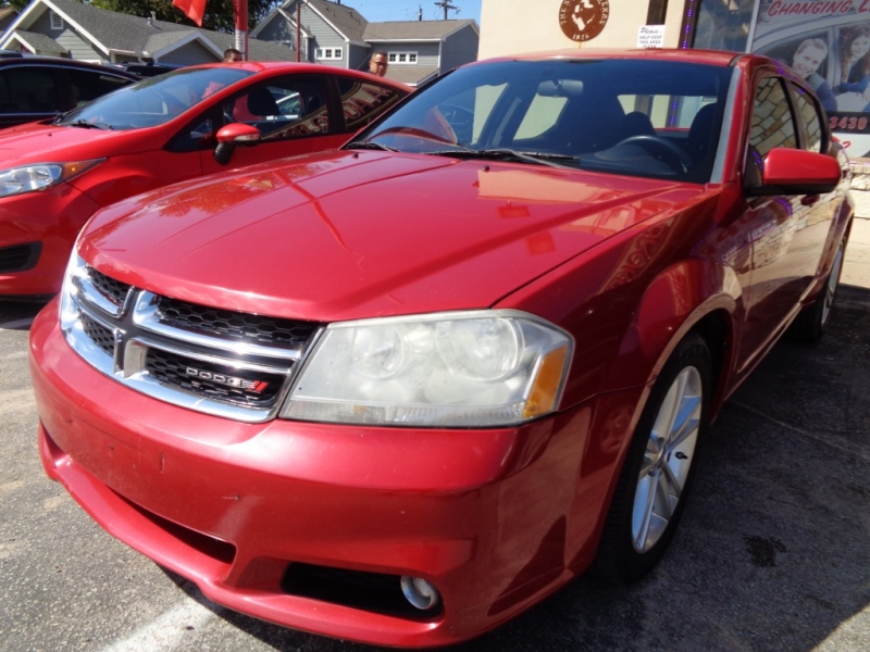 Dodge Avenger 2012 price $6,499