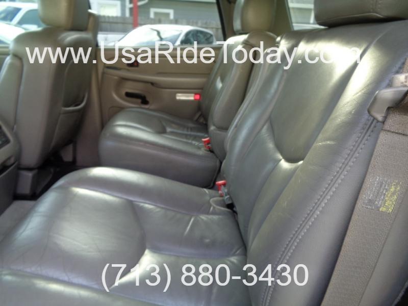 GMC Yukon 2004 price $4,495