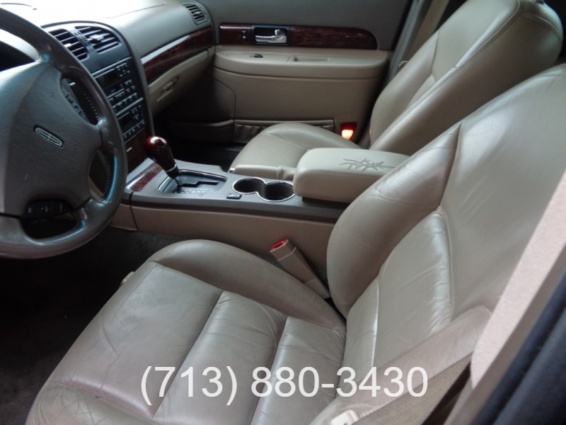 Lincoln LS 2001 price $2,495
