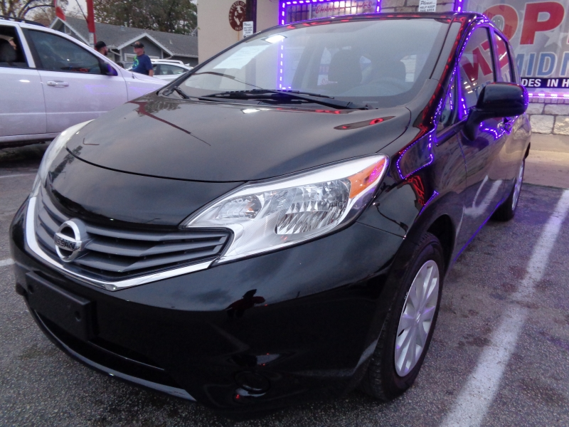 Nissan Versa Note 2014 price $4,495