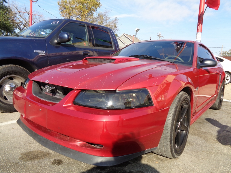 Ford Mustang 2002 price $4,495