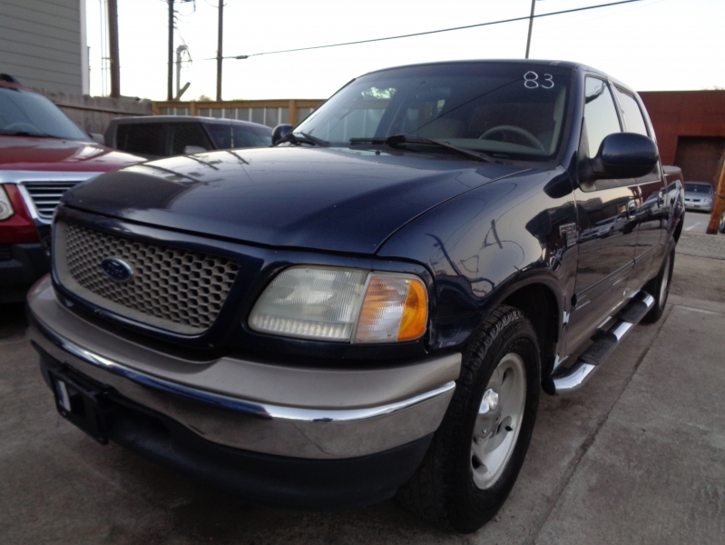 Ford F-150 2003 price $4,995