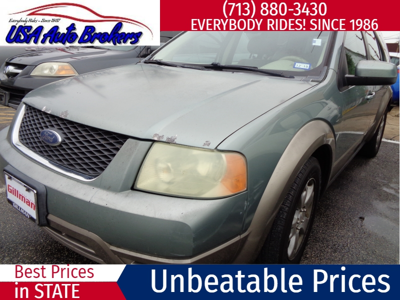 Ford Freestyle 2007 price $4,495