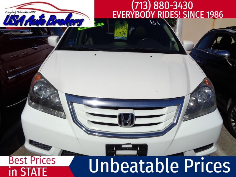 Honda Odyssey 2008 price $5,495