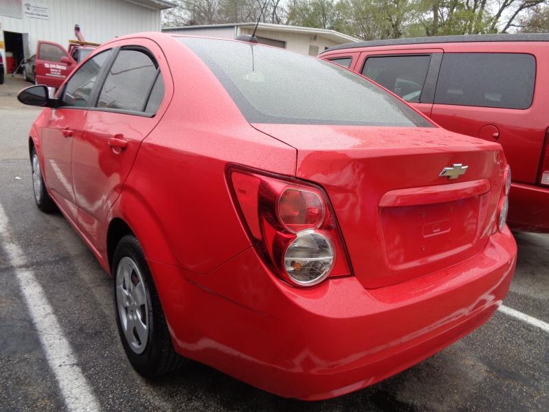 Chevrolet Sonic 2016 price $5,995