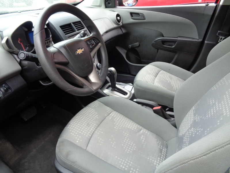Chevrolet Sonic 2016 price $6,995