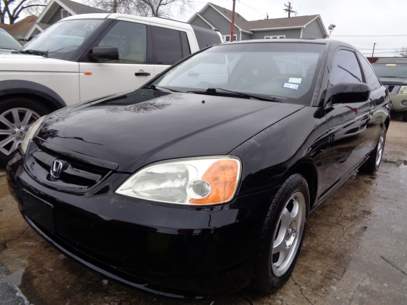 Honda Civic 2001 price $2,995