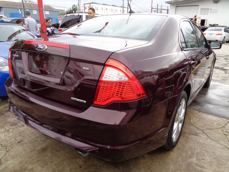 Ford Fusion 2012 price $5,695