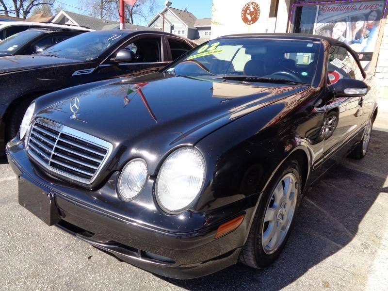 Mercedes-Benz CLK-Class 2002 price $6,495