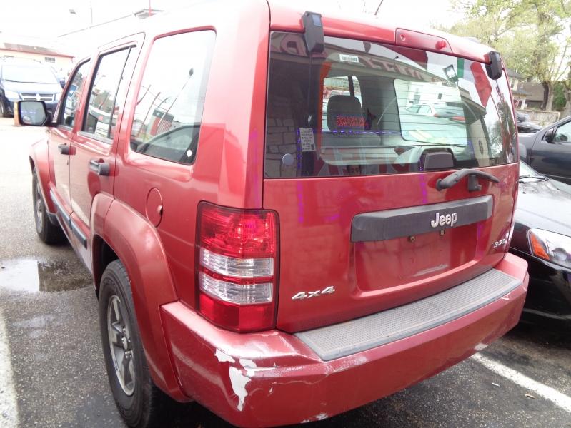 Jeep Liberty 2008 price $4,495