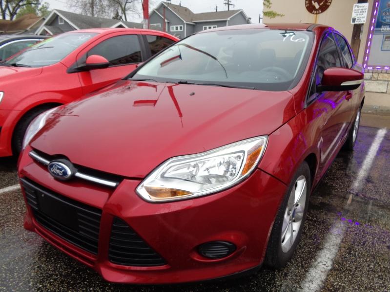 Ford Focus 2013 price $4,995