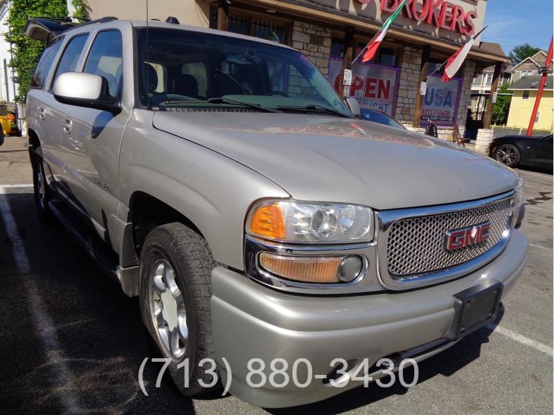 GMC Yukon Denali 2005 price $6,495