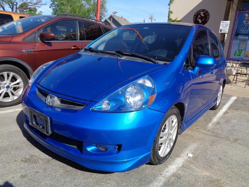 Honda Fit 2007 price $3,995