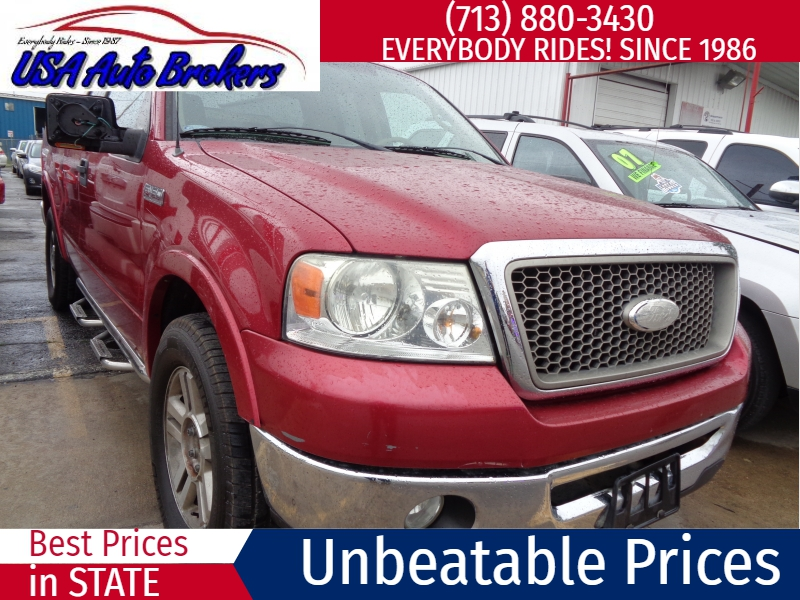 Ford F-150 2007 price $6,995