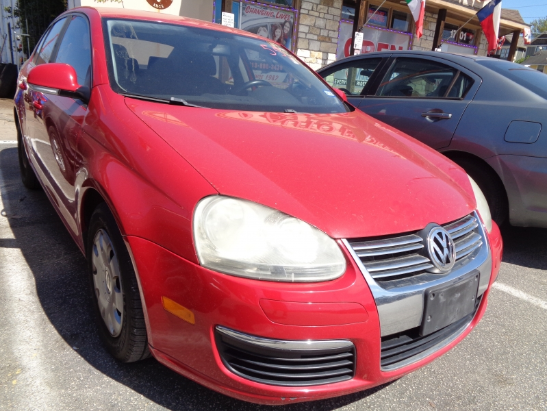 Volkswagen Jetta Sedan 2007 price $3,995