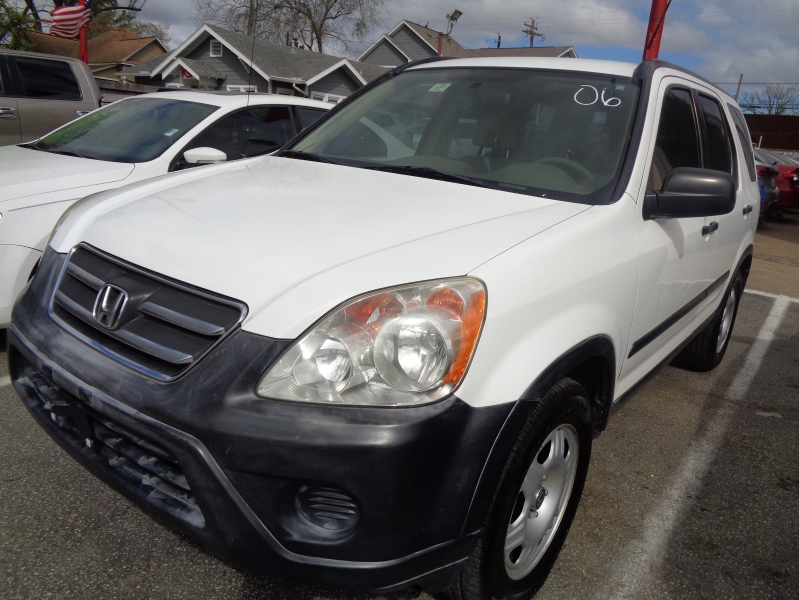 Honda CR-V 2005 price $6,495