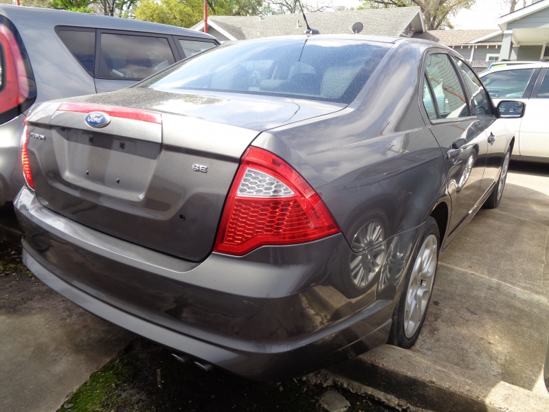 Ford Fusion 2011 price $4,495