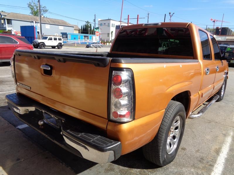 Chevrolet Silverado 1500 Classic 2007 price $6,495