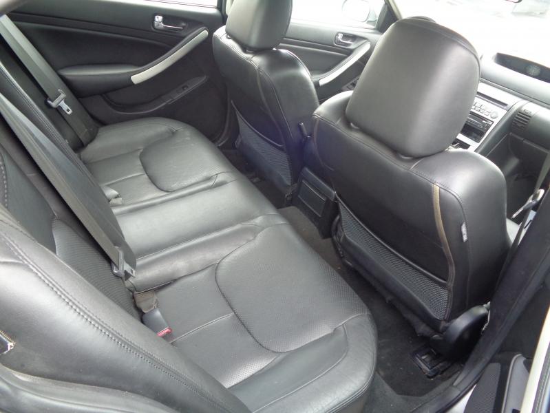 Infiniti G35 Sedan 2006 price $3,495