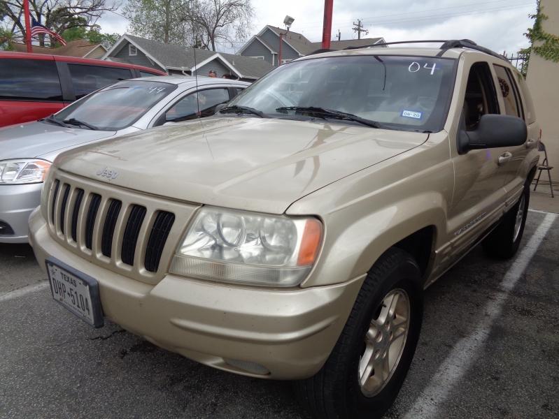 Jeep Grand Cherokee 1999 price $3,995