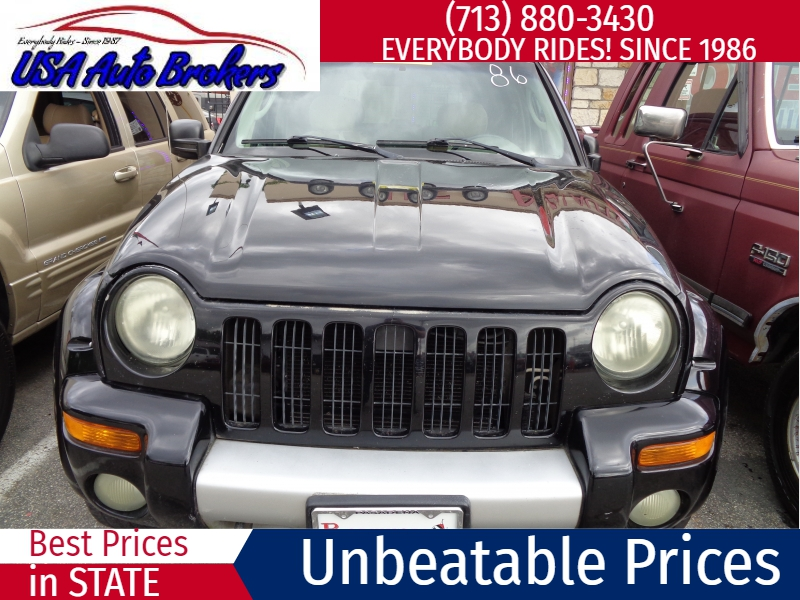 Jeep Liberty 2004 price $4,495