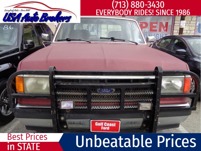 Ford F-150 1991 price $3,495