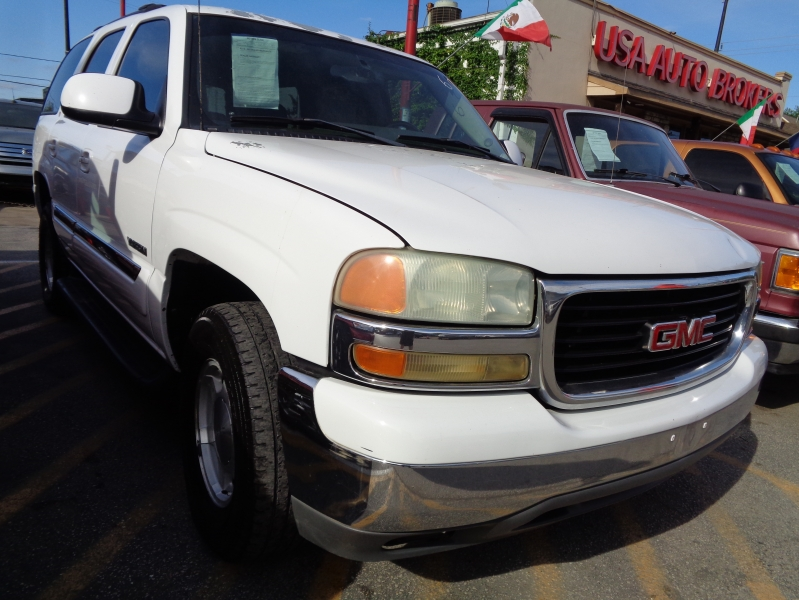 GMC Yukon 2004 price $4,495
