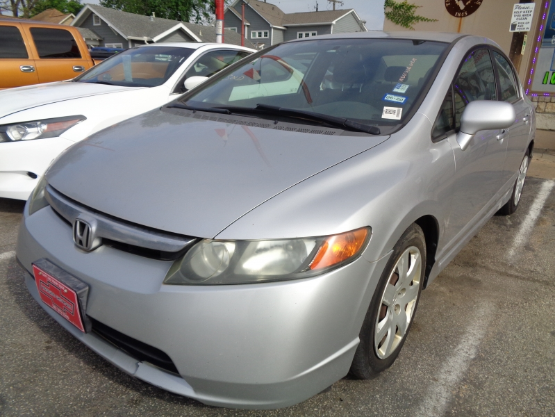 Honda Civic Sdn 2006 price $3,695