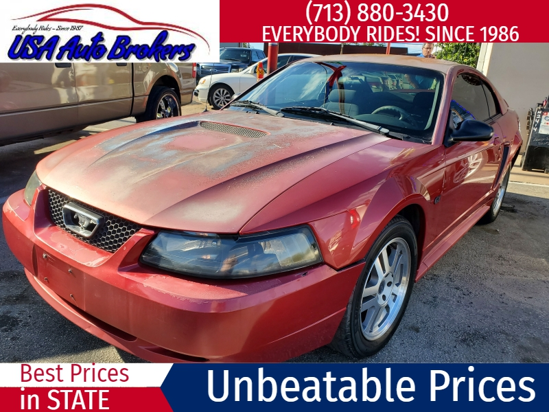 Ford Mustang 2002 price $3,295
