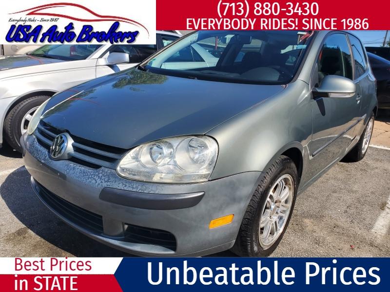 Volkswagen Rabbit 2007 price $2,995