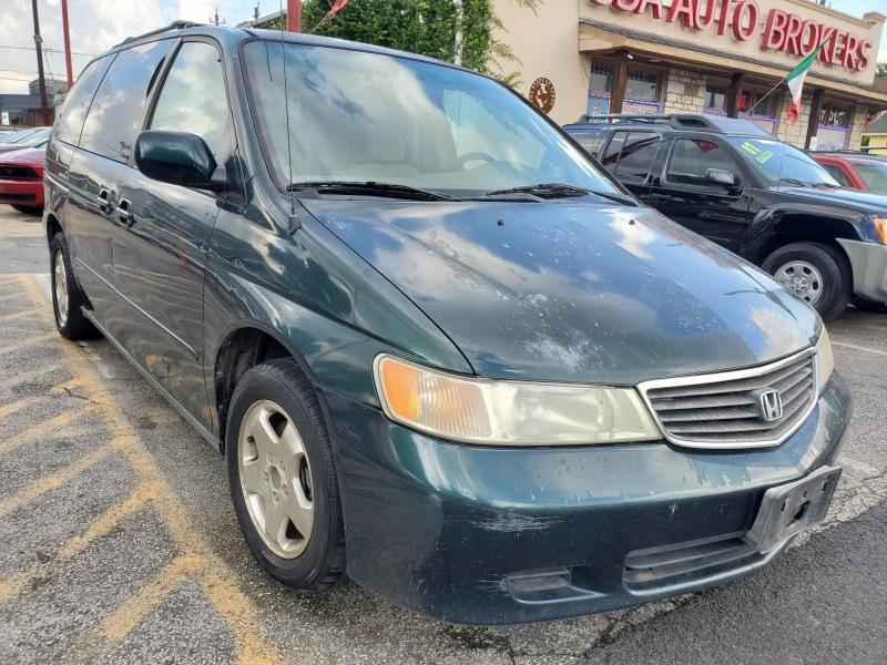 Honda Odyssey 2000 price $1,995