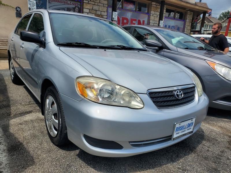 Toyota Corolla 2006 price $4,995