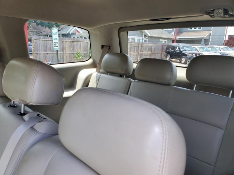 Chrysler Aspen 2008 price $5,495