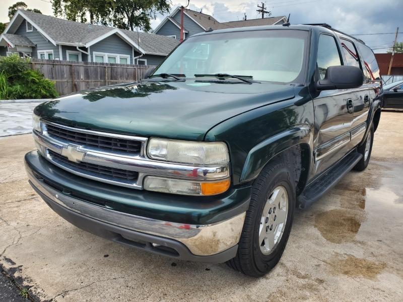 Chevrolet Suburban 2004 price $4,995