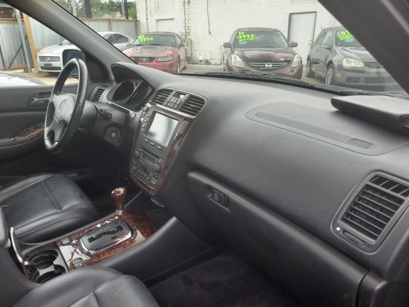 Acura MDX 2001 price $4,495