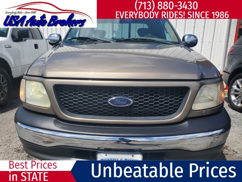 Ford F-150 2002 price $5,795
