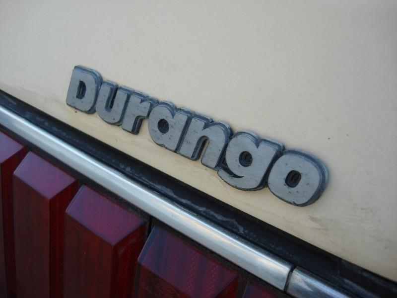 Ford Durango 1981 price $7,995 Cash