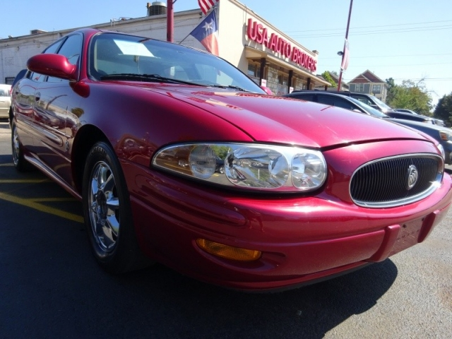2003 Buick Lesabre Limited Carfax 1 Owner Inventory Usa Auto