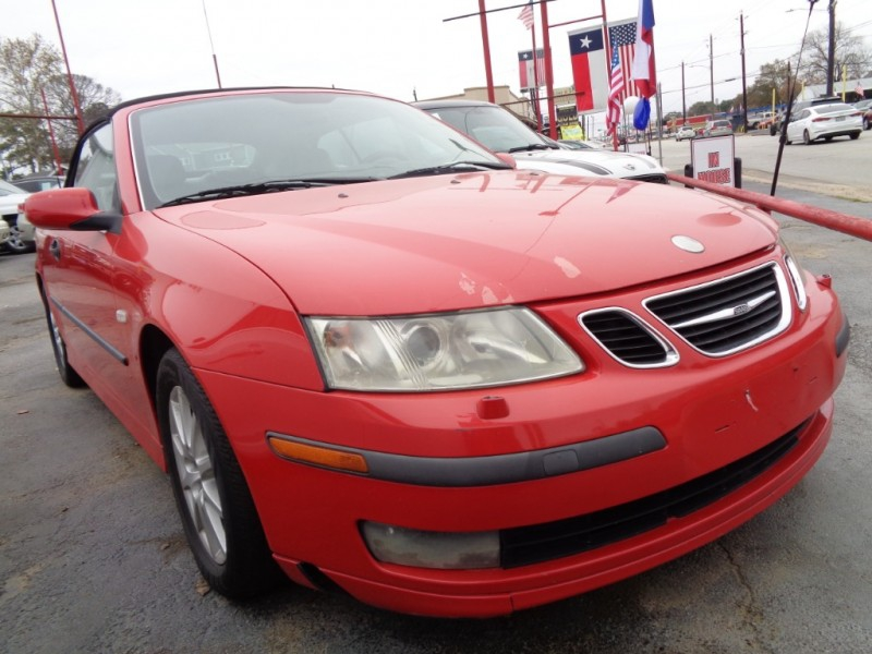 Saab 9-3 2004 price $1,995 Cash