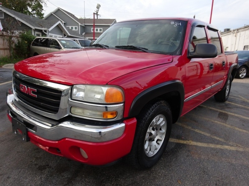 GMC Sierra 1500 2005 price $6,495