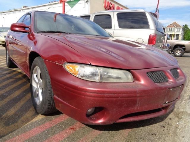 2001 Pontiac Grand Prix 4dr Sdn Se Inventory Usa Auto Brokers