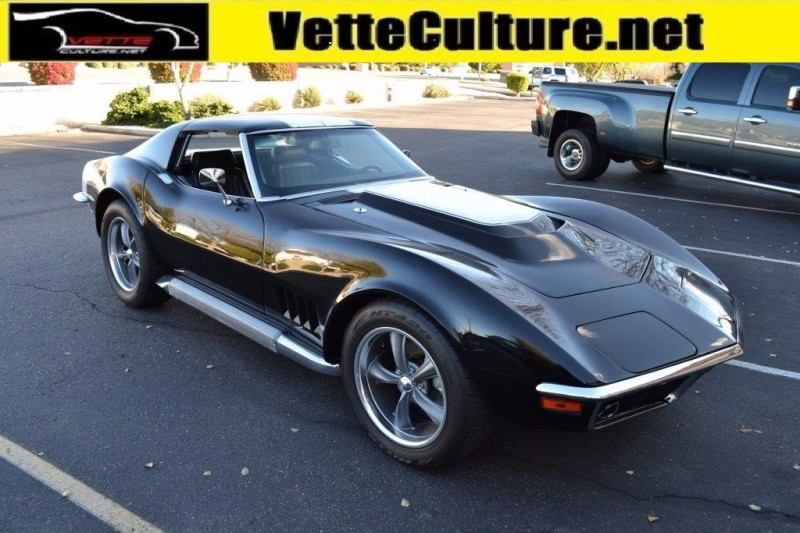 Chevrolet Corvette 1969 price $32,997